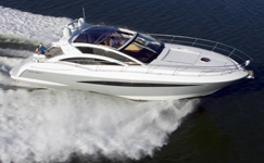 54 Motor Yacht - Savannah Port Tours