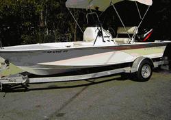 Nitro 18 Utility - Savannah Port Tours